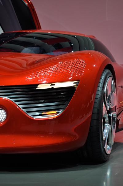 Autosalon Paris 2010