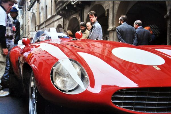 Rückspiegel: Mille Miglia 1999