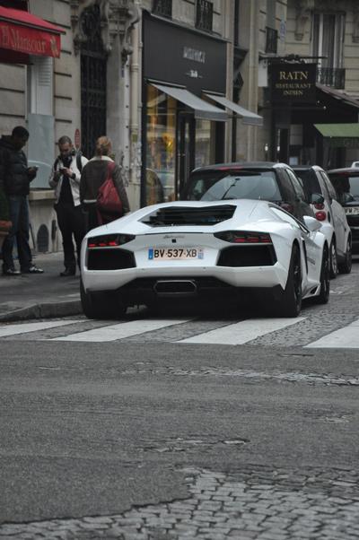 Paris-Cars