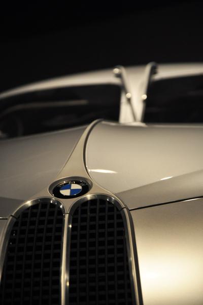BMW Concept Coupé Mille Miglia 2006 @ Museo Nazionale dell'Automobile di Torino