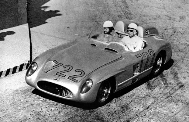 Veranstaltungstipp: Mercedes-Benz Champions im Museo Mille Miglia