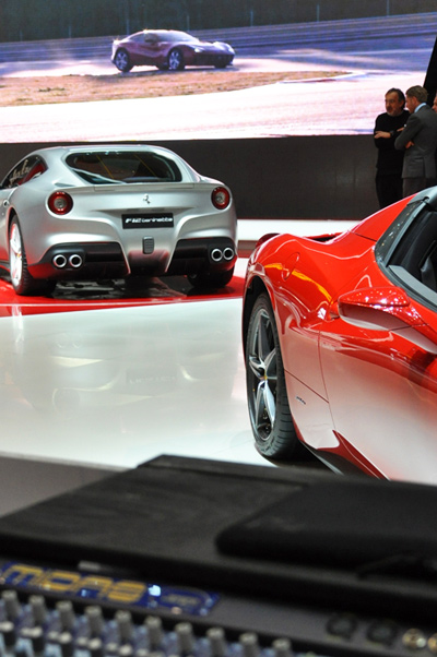 Autosalon Genf 2012