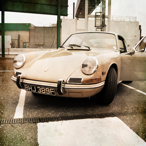 Welcome Porsche 911 SWB 2,0l