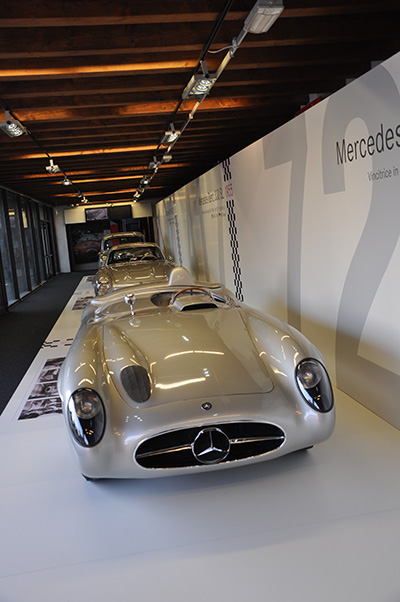 Mercedes-Benz Champions at Mille Miglia