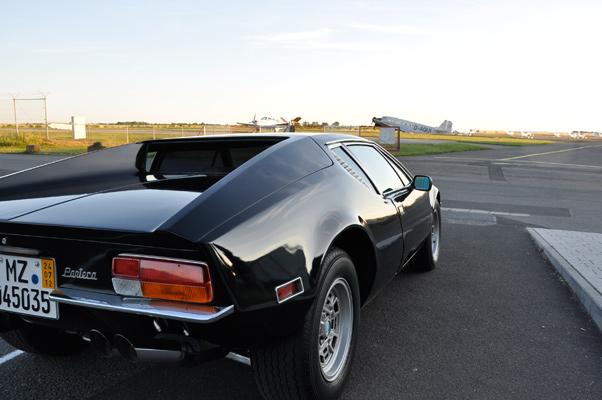 Scharfe Kanten #2__De Tomaso Pantera und Ferrari 308 GT4 zu Gast bei Tante Ju