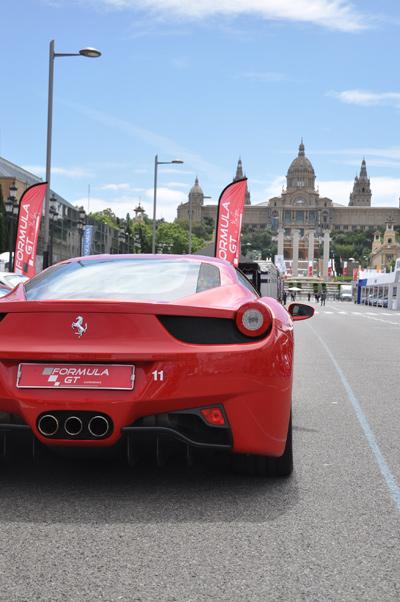 Barcelona International Motorshow 2013