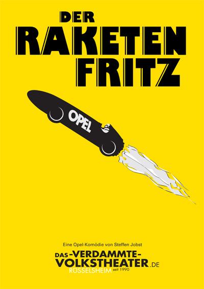 Der Raketen-Fritz