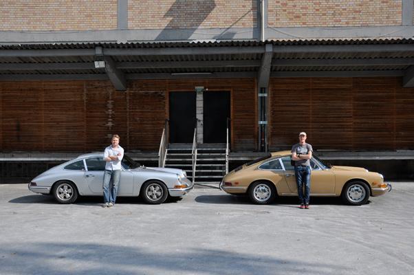 Porschegeschwister__Wiedersehen nach 45 Jahren