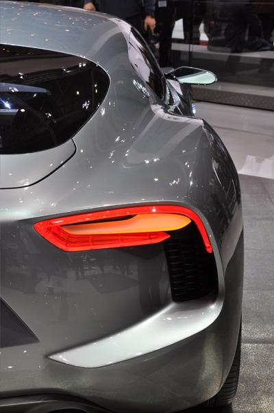 Autosalon Genf 2014