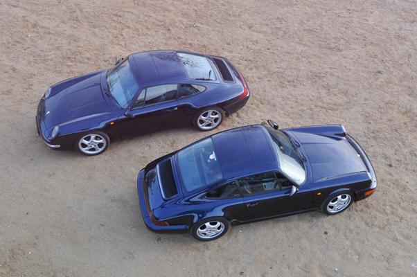 Porsche 964 & 993