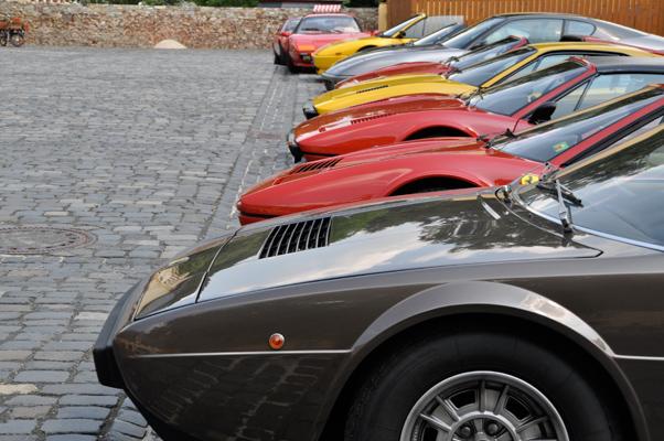 3. Ferrari Youngtimer Treffen