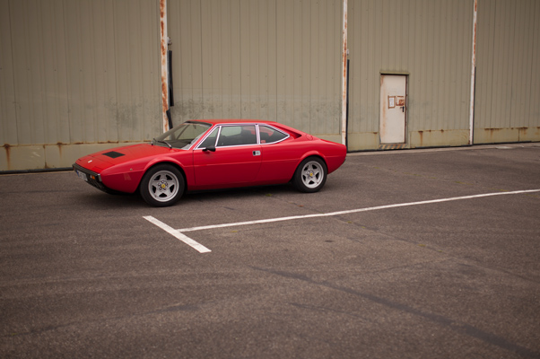 Ferrari 308 GT4 @ Airfield