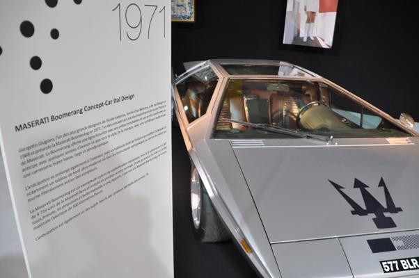 l'Automobile & la mode__Ausstellung @ Paris Motorshow 2014