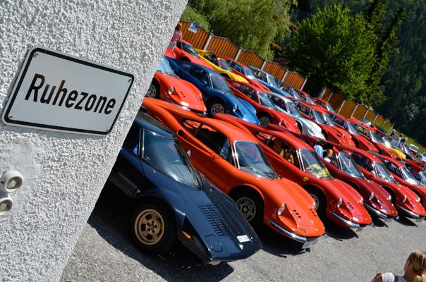 12. FCD Ferrari Dino-Ausfahrt