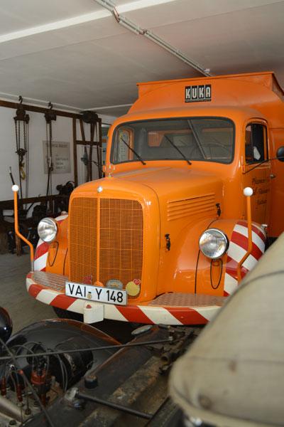 Fahrzeug- und Technikmuseum Walter Pfitzenmeier Knittlingen