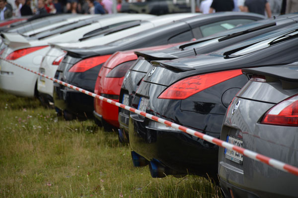 Z nation @ Motorworld 'Cars & Coffee 2016′