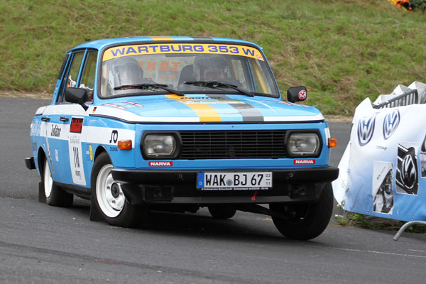 57. ADAC Cosmo Rallye Wartburg