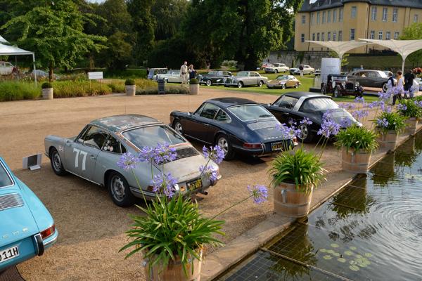 Classic Days Schloss Dyck 2016