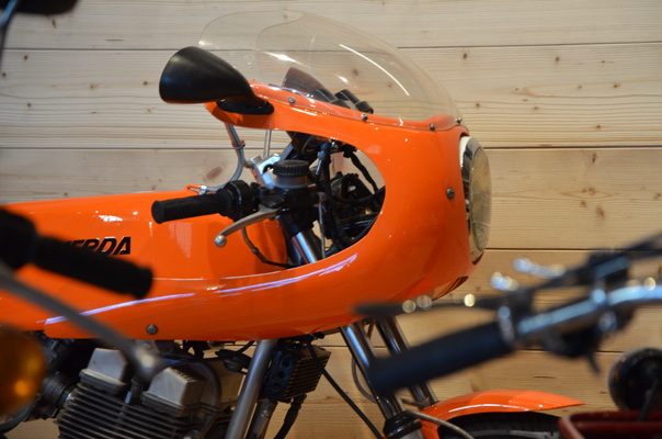 Top Mountain Motorcycle Museum Hochgurgl