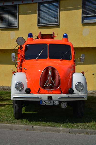 4. Entennest Nutzfahrzeug-Oldtimertreffen