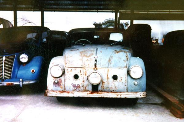 Rückspiegel: Tatra in der CSSR