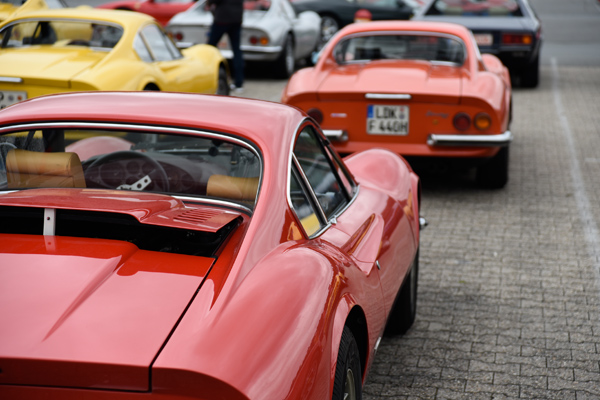70 Jahre Ferrari_Passione Ferrari Hockenheimring
