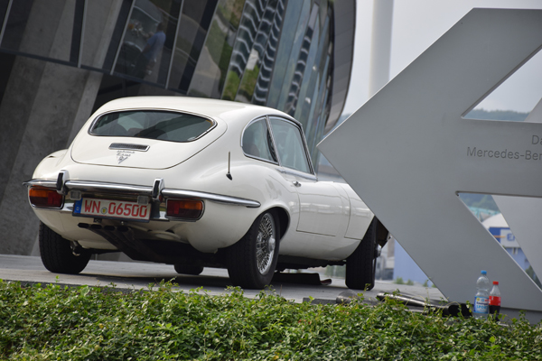 Cars & Coffee @ Mercedes-Benz Museum 2017.09.03