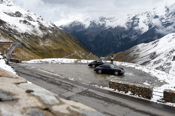 Alpenfahrt #1___ Von Kals zum Gotthard